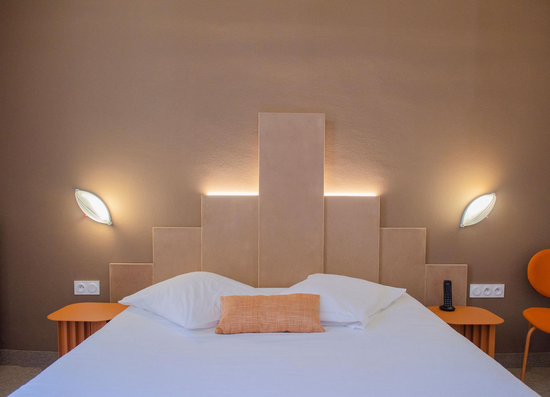Chambre Hôtel Imperator à Béziers