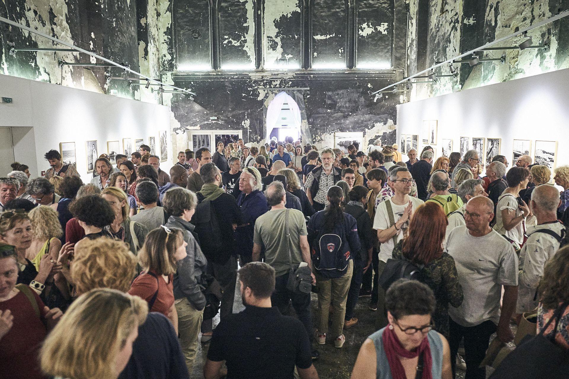 Festival ImageSingulières à Sète