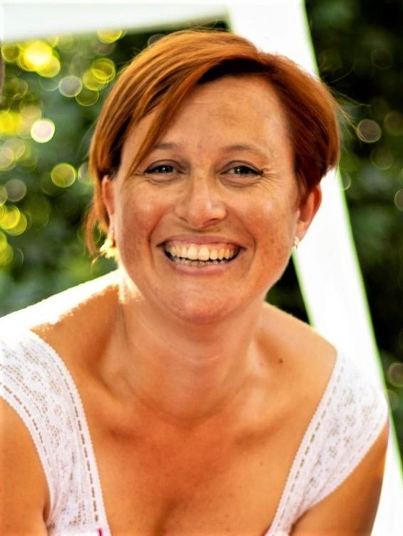 Melanie Sorini de l'Office de Tourisme de la Domitienne