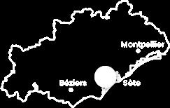 Carte localisation Thau