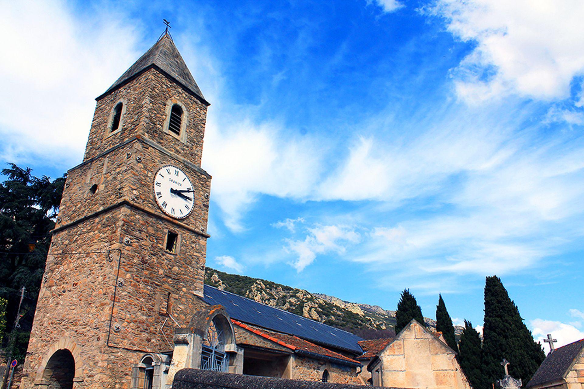 Eglise de Mons la Trivalle