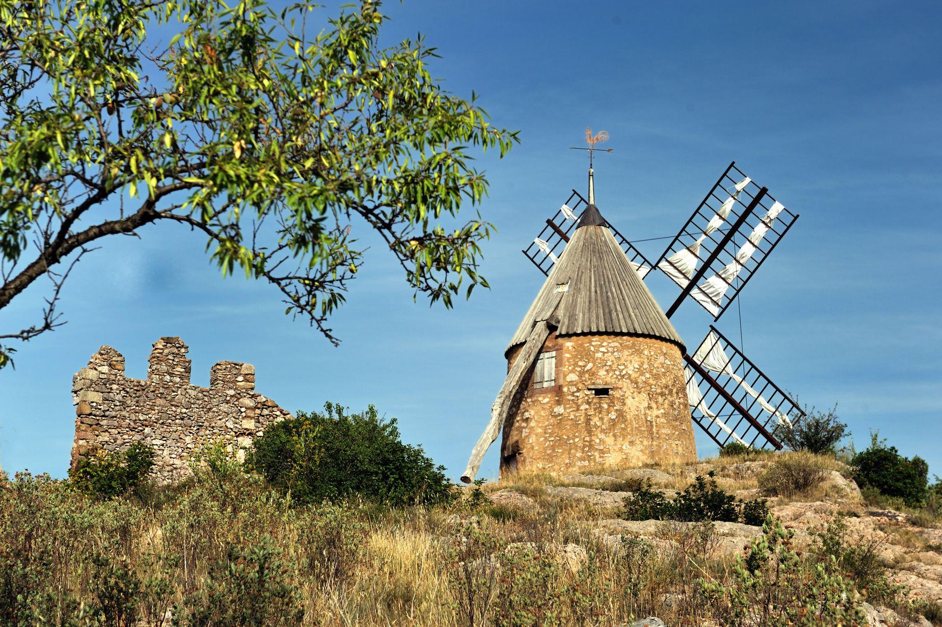 Moulin de St Chinian