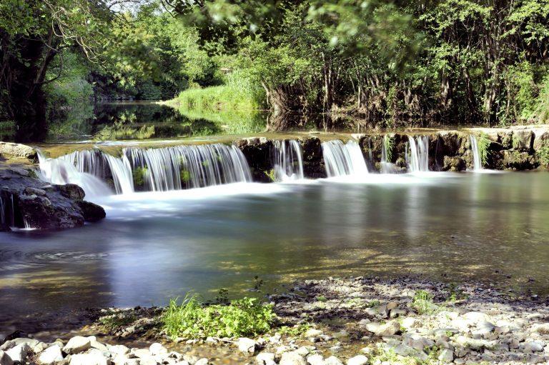 Cours d'eau vers St Chinian