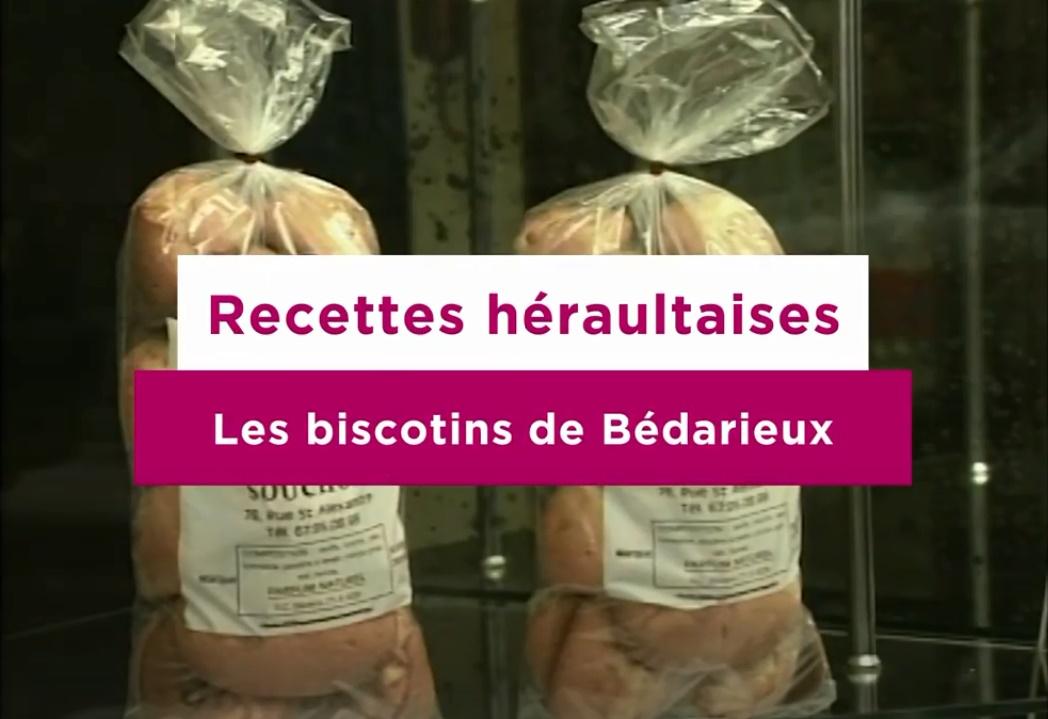 Vidéo biscotins de bédarieux