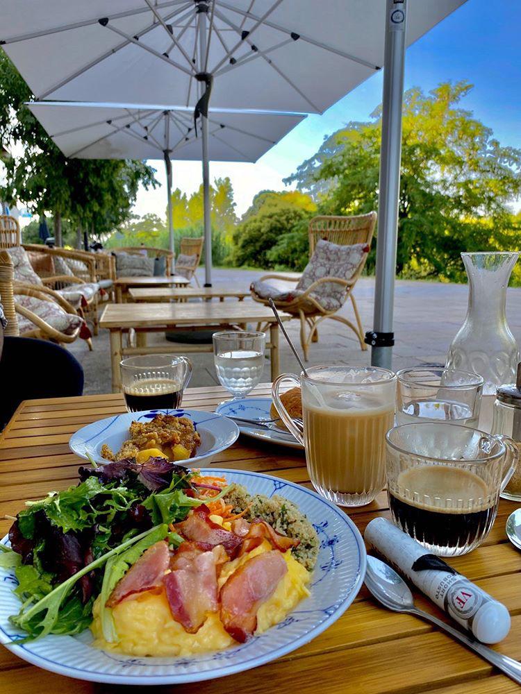 Brunch au Hygge Café