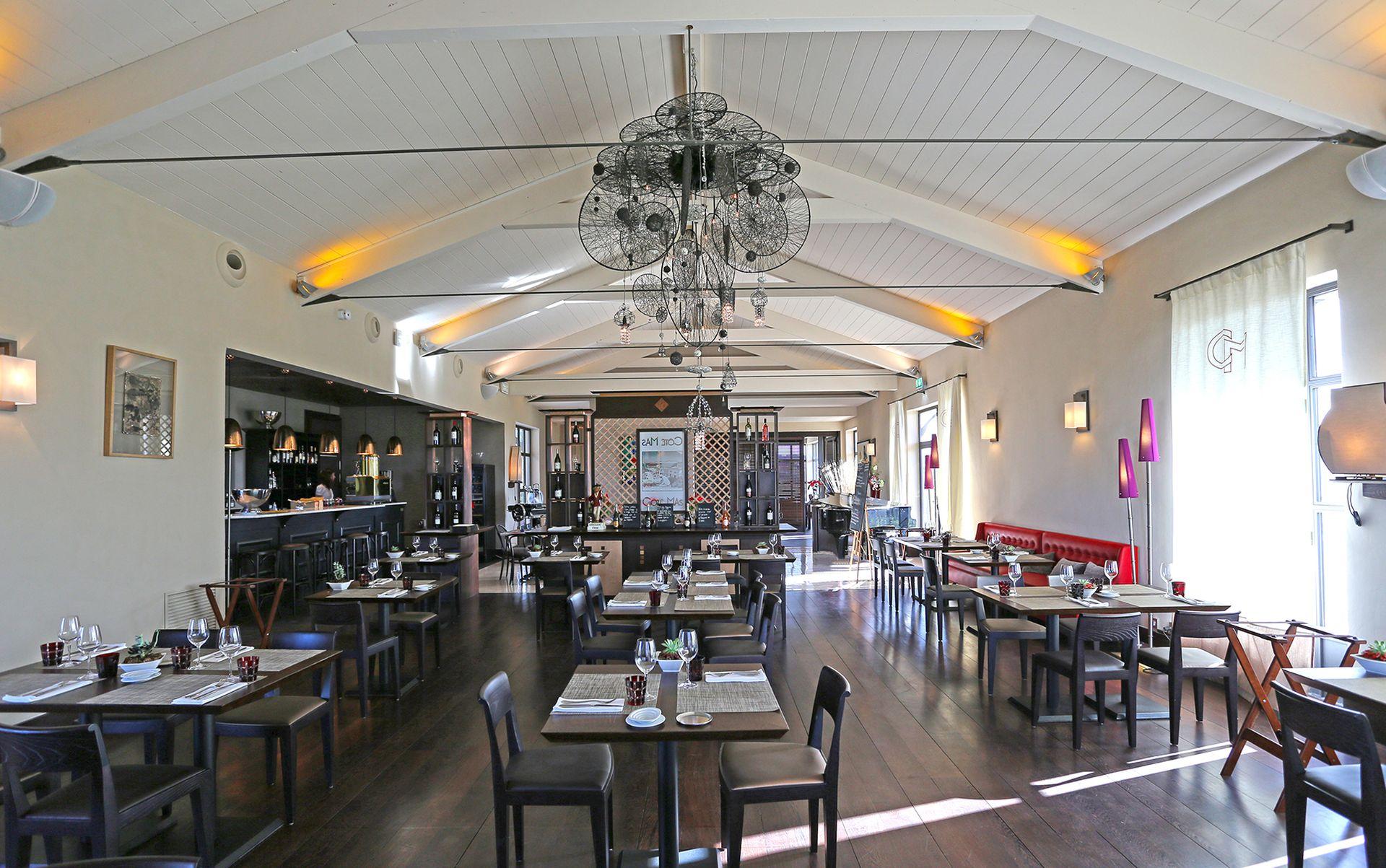 Salle de Restaurant Paul Mas