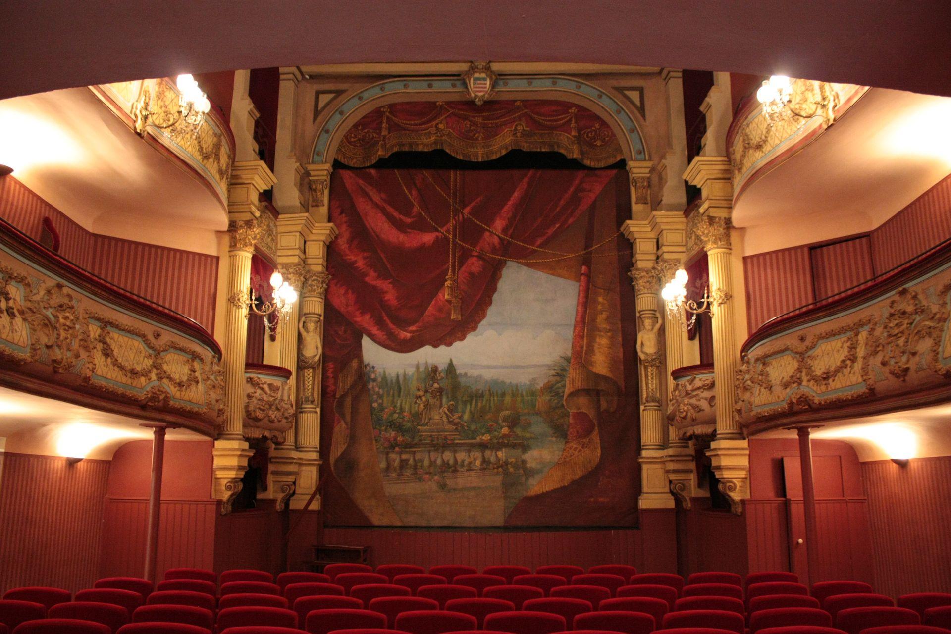 Théâtre de Pézenas