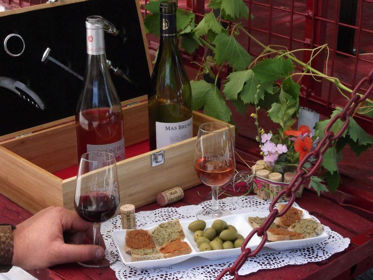 Vin et produits du terroir du Mas BRUNET