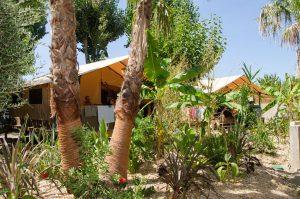Lodges au Camping l'Oasis Palavasienne à Lattes