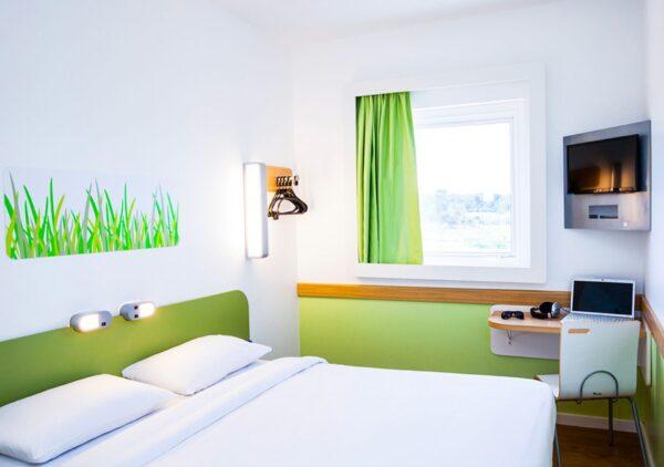 Chambre HOTEL IBIS BUDGET - Montpellier Aéroport