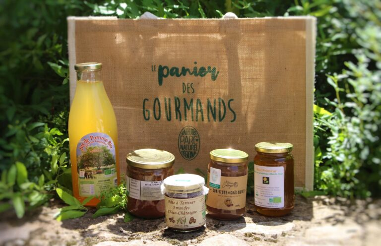Produits du terroir du Parc Naturel régional du Haut-Languedoc