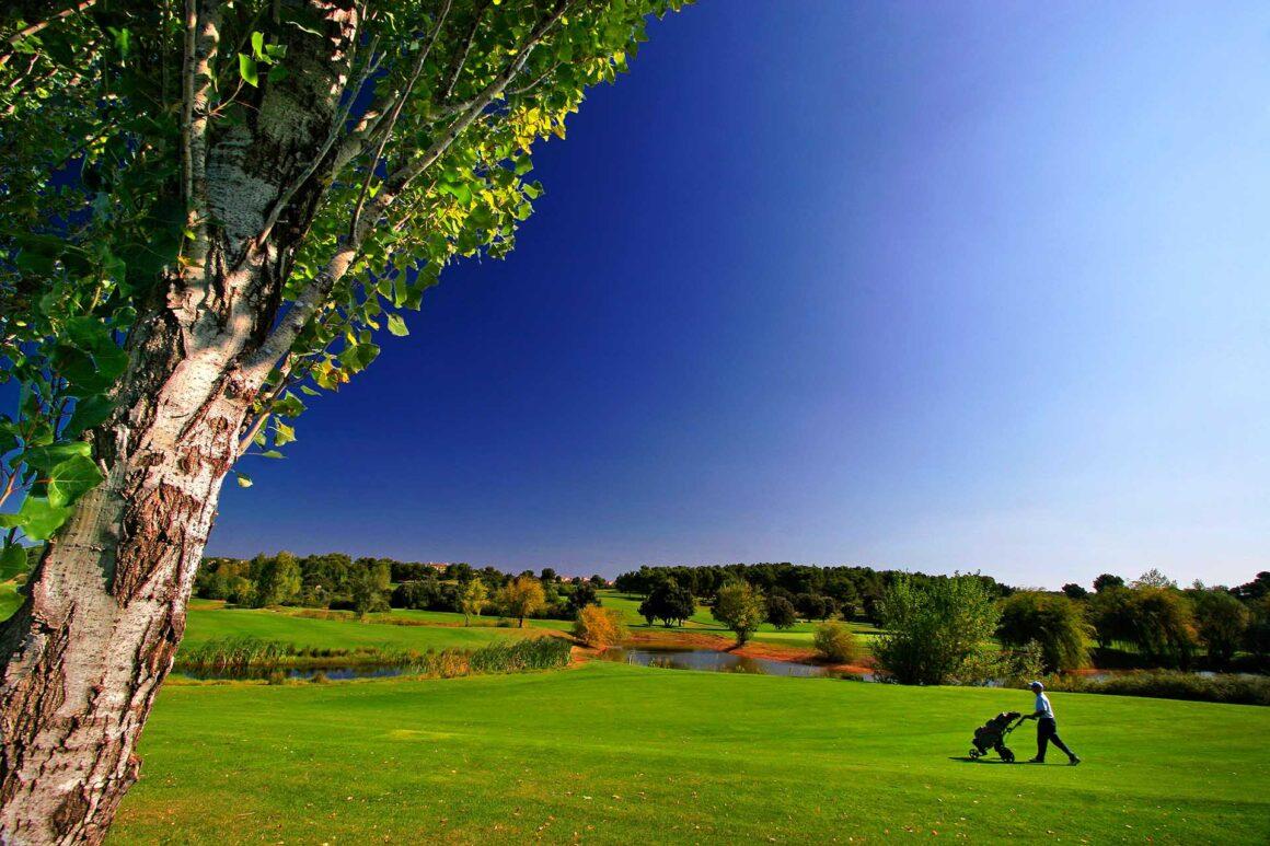 Golf St Thomas à Béziers