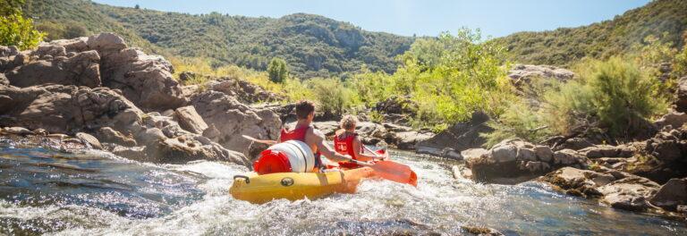 Base de canoë kayak de Réals