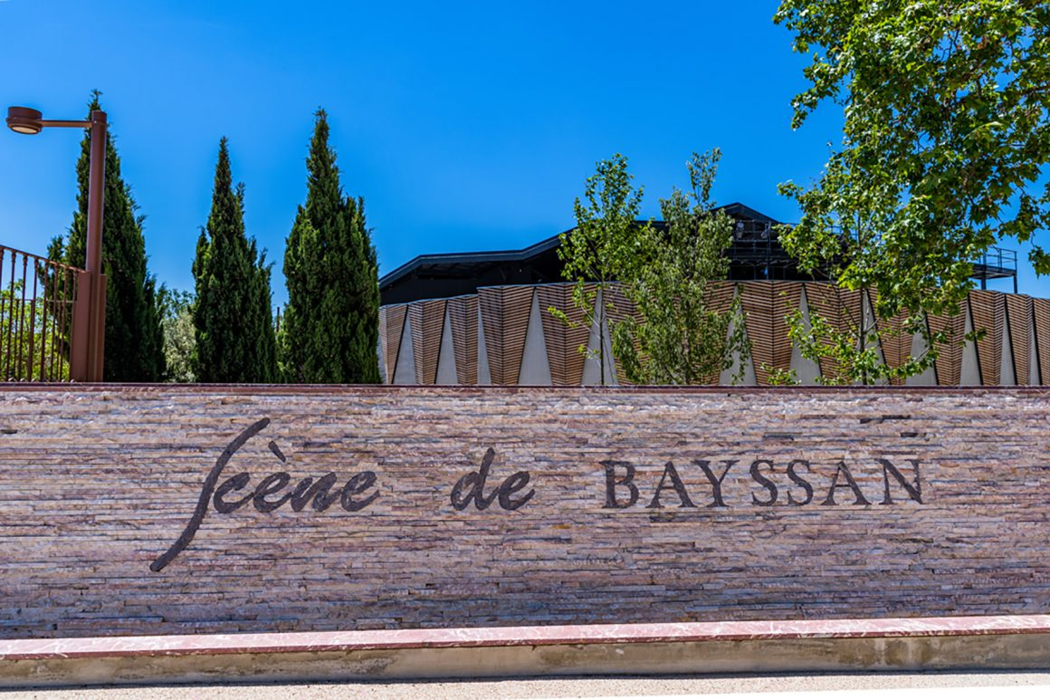 Scene de Bayssan - Cécile Garou